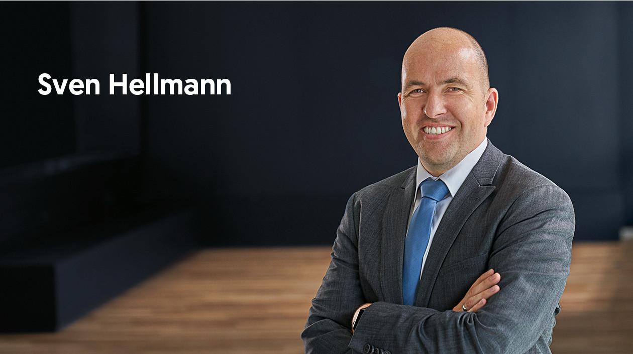 Sven Hellmann, Senior Partner der Cassini Consulting AG