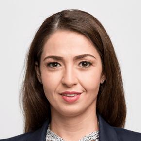 Yeliz Keppel, Management Consultant, Cassini Consulting AG