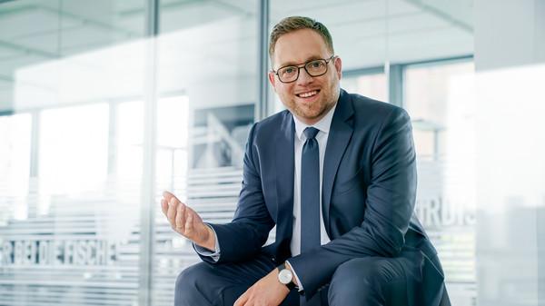Sven Malte Sopha, Management Consultant bei Cassini Consulting