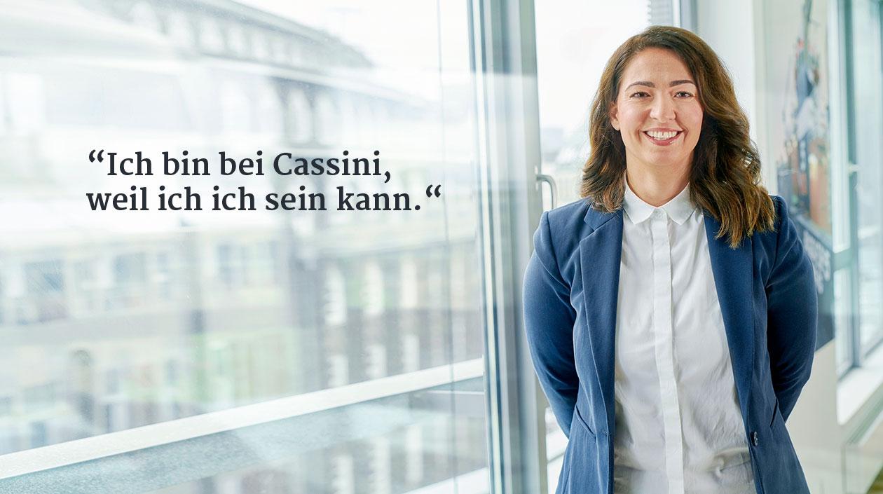 Yeliz Keppel, Management Consultant Cassini Consulting AG