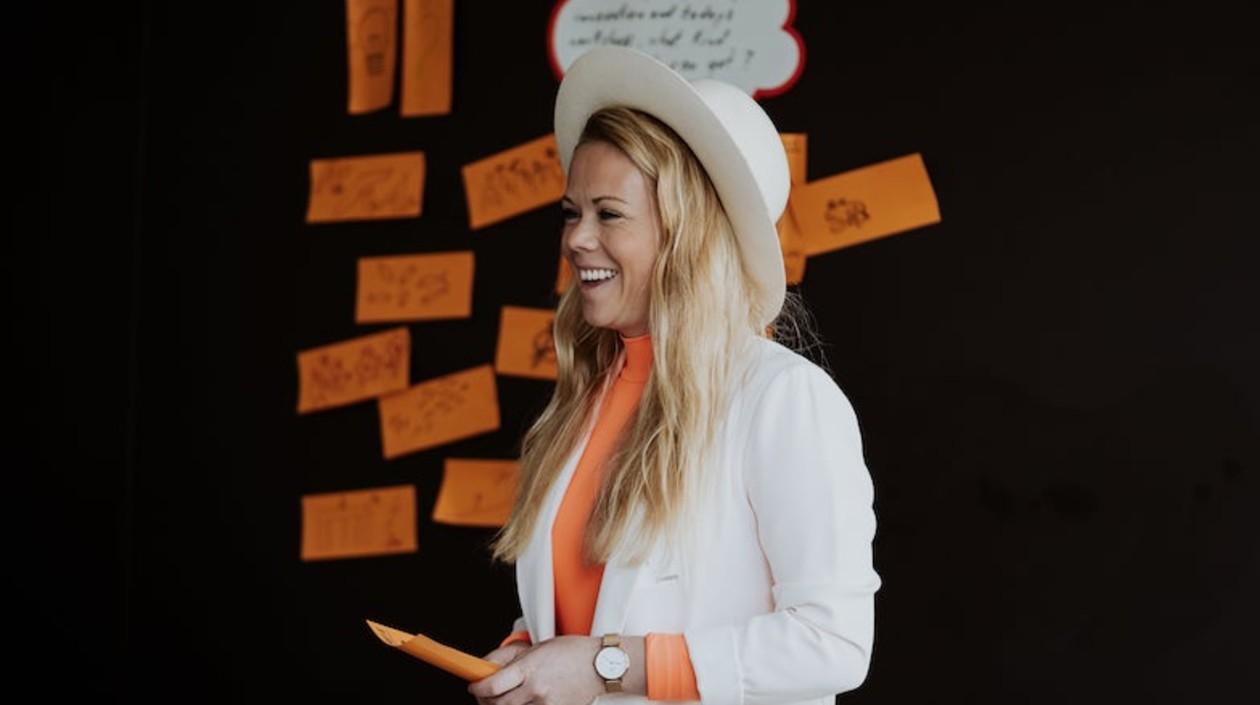 Sofie Lindblom bei #21digital