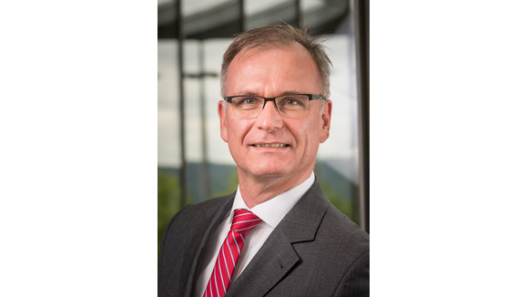 Dr. Andreas Mündel, Senior Vice President Innovation & Strategy bei der DHL Group